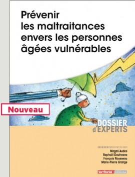 """Parution """"La prévention de la Maltraitance des personnes âgées vulnérables"""""""