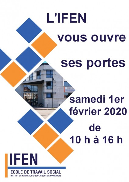 PORTES OUVERTES 2020